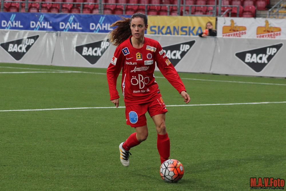 KIF Örebro mot Rosengård på Behrn Arena  9dbe16e5ec45e